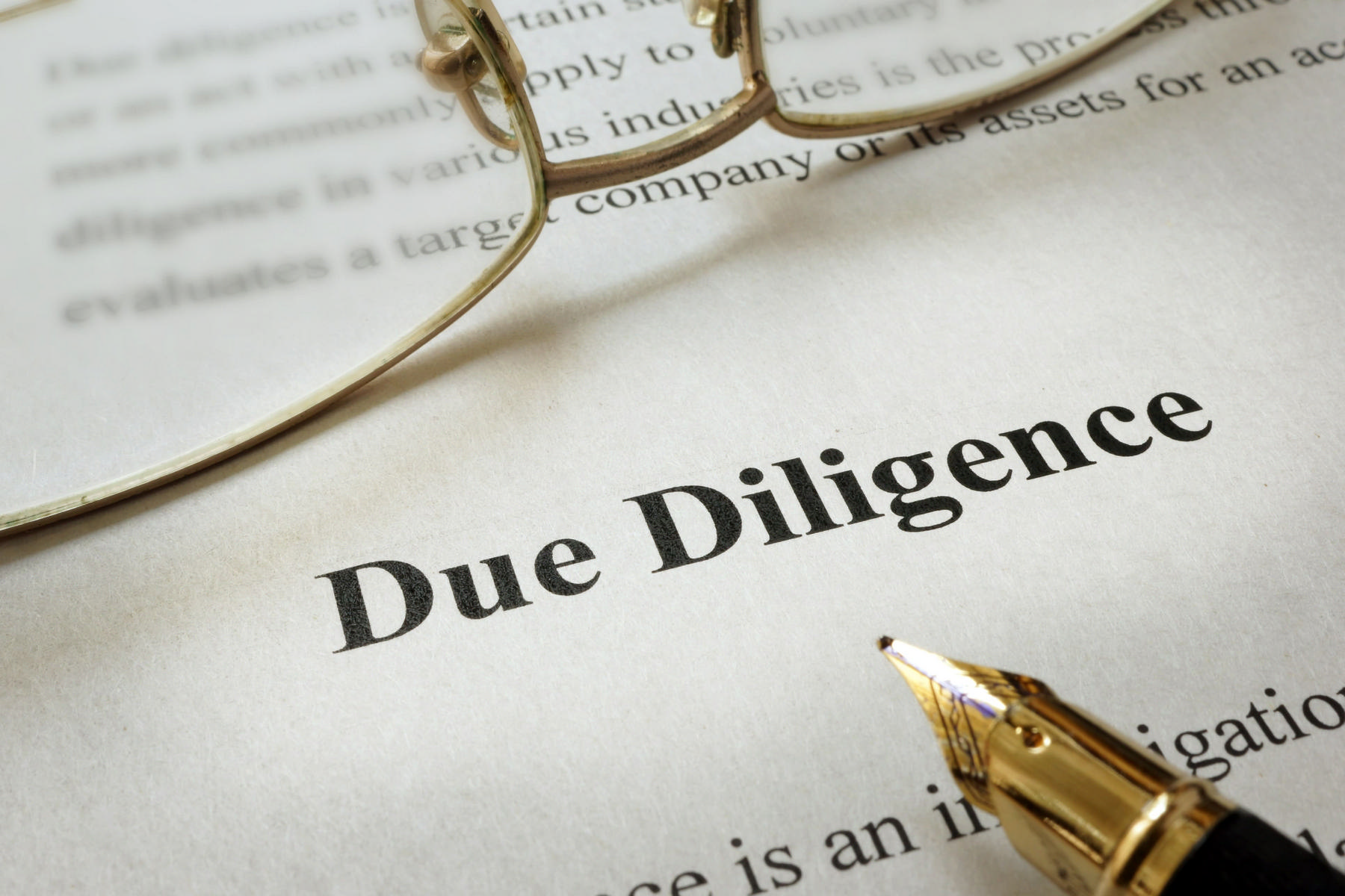 Financial Due Diligence_aacconsulting